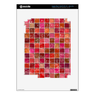 Got Makeup? - Lipstick box Skin For iPad 3