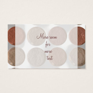 Got Makeup? - Pressed Powder foundation palette Business Card