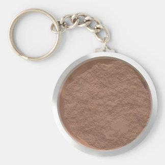 Got Makeup? - Pressed Powder foundation palette Keychain