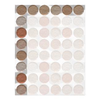 Got Makeup? - Pressed Powder foundation palette Letterhead