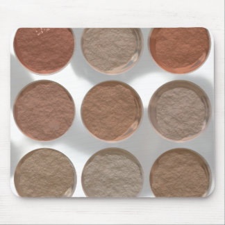 Got Makeup? - Pressed Powder foundation palette Mouse Pad