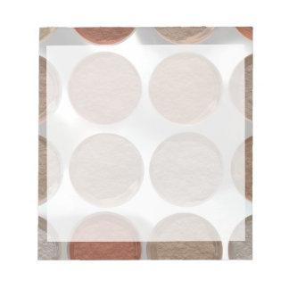 Got Makeup? - Pressed Powder foundation palette Memo Pads