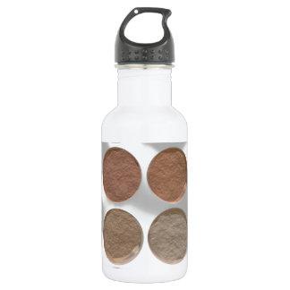 Got Makeup? - Pressed Powder foundation palette Stainless Steel Water Bottle