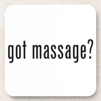 Got Massage? Drink Coaster