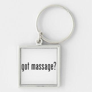Got Massage? Keychain