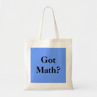Got Math? Bags