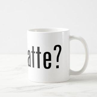 got matte? mugs
