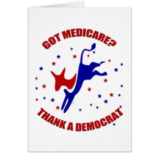 Got Medicare? #2 Greeting Card