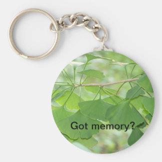 Got memory? keychain