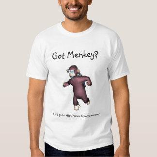 Got Menkey? Dresses