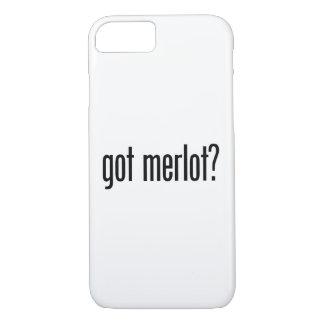 got merlot iPhone 7 case