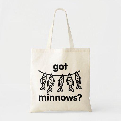 got minnows fish bag
