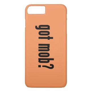 got mob? iPhone 7 plus case