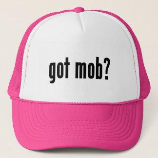 got mob? trucker hat