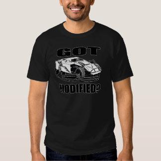 Got Modified? Dirt Modified Racing T Shirt