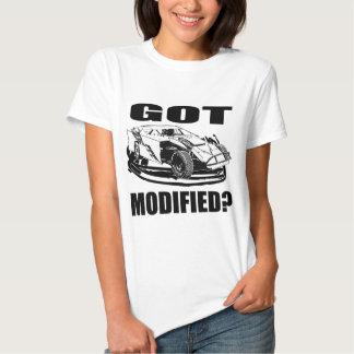 Got Modified? Dirt Modified Racing Tee Shirt