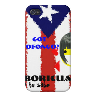 Got Mofongo Ya tu Sabe Case For iPhone 4