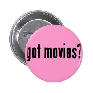 got movies? 2 inch round button