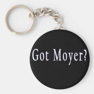 Got Moyer? - Black Keychain