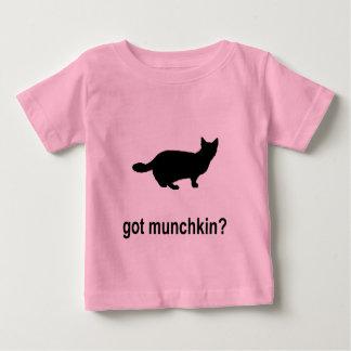 Got Munchkin? Baby T-Shirt