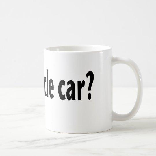 Got Muscle Car Custom Mug