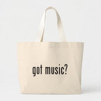 got music? bag