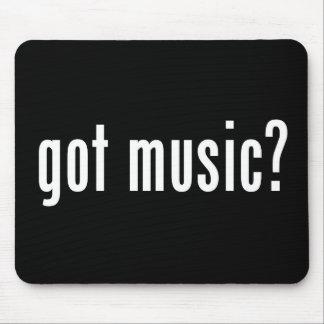Got Music Mouse Pad