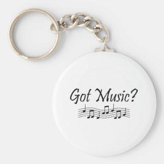 Got Music? (Notes 1) Keychain