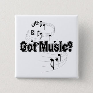Got Music (Notes) Button