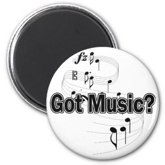 Got Music? (Notes) Magnets