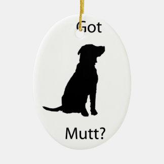 Got Mutt Ornaments