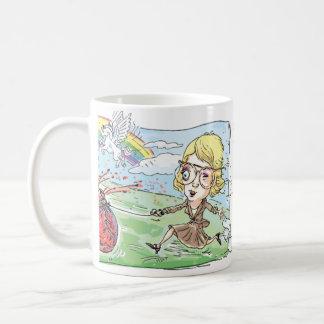 Got My Dream Job ;-) Classic White Coffee Mug