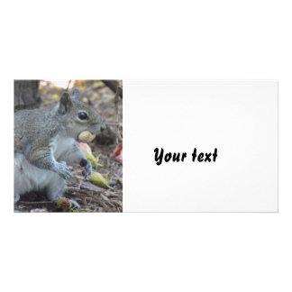 Got My Lunch Custom Photo Card