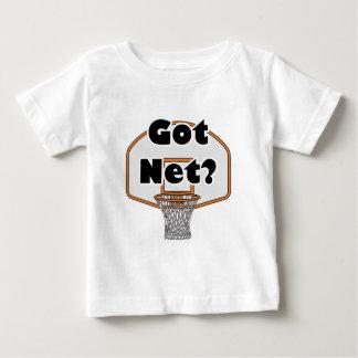 got net basketball hoop baby T-Shirt