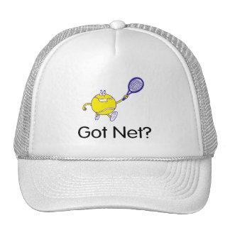 Got Net?Tennis Mesh Hat