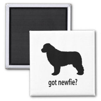 Got Newfie Refrigerator Magnets