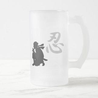 Got Ninja? Glass Mug