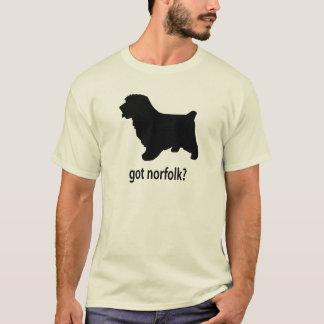 Got Norfolk Terrier T-Shirt