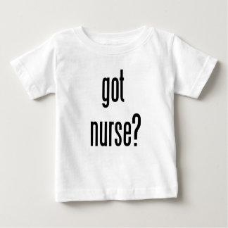 got nurse? tee shirt