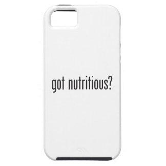 got nutritious iPhone SE/5/5s case