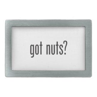 got nuts belt buckle