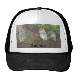 Got nuts trucker hat