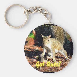 Got Nuts? (Keychain)