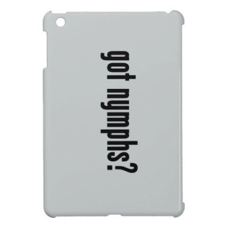 got nymphs? iPad mini cases