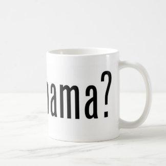 got obama? classic white coffee mug