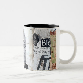 Got Oil? Two-Tone Coffee Mug