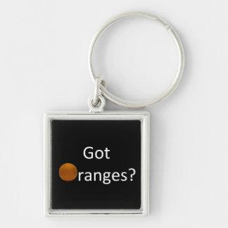 Got Oranges Keychain