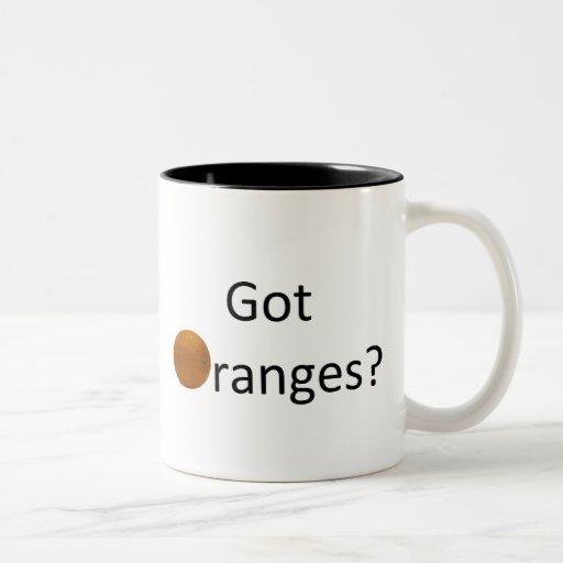 Got Oranges Mug