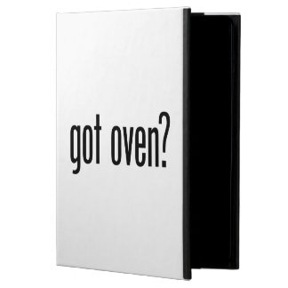 got oven iPad air covers