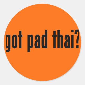 got pad thai stickers